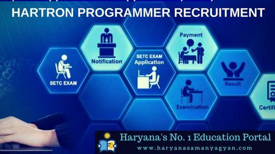 HARTRON Programmer Recruitment