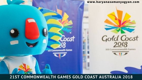 21st commonwealth games gold coast australia 2018
