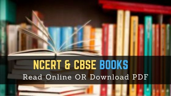 NCERT & CBSE BOOKS